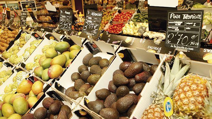 El embalaje de cartón ondulado se afianza como pakaging de frutas y hortalizas
