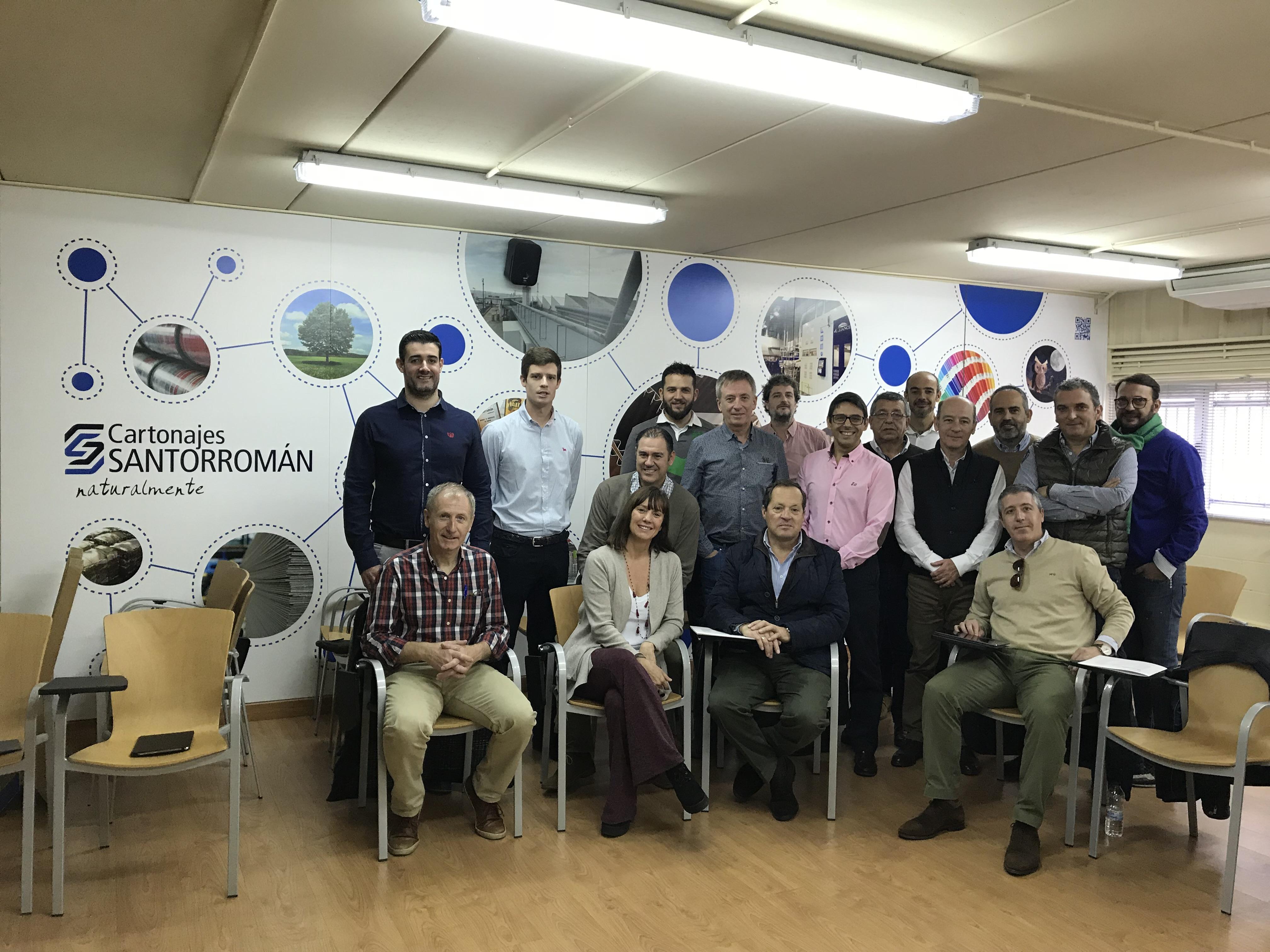 Espabox participa en las jornadas de formación de Barna Consulting group